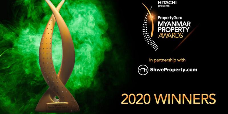 PropertyGuru Myanmar Property Awards in partnership with Shwe Property ဆုချီးမြှင့်ပွဲကြီးက ခေတ်ပြိုင်နှင့် သမိုင်းဝင်အမွေအနှစ် အိမ်ခြံမြေအောင်မြင်မှုများကို ဂုဏ်ပြု