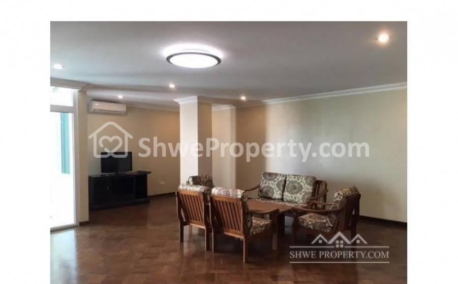 For Rent In Royal Malikha Condo, Parami Road, Mayangone Township