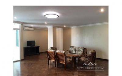 For Rent In Royal Malikha Condo, Parami Road, Mayangone Township
