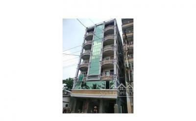 Pyone Pan Wai Construciton Co.,Ltd မွ ဂုဏ္ယူစြာျဖင့္ တည္ေဆာက္ေသာ ငမိုးရိပ္ (၉)လမ္းမွ တိုက္ခန္းမ်ား