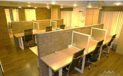 My Yangon Office