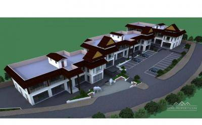 NGWE SAUNG BEACH PLAZA (15) SHOPS HOUSES